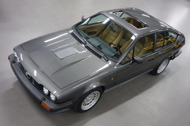 1980 Alfa Romeo Alfetta GTV 6