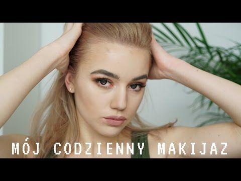 MÓJ CODZIENNY MAKIJAŻ feat. paleta chocolate bar by Too Faced // neutralny nude makeup - YouTube