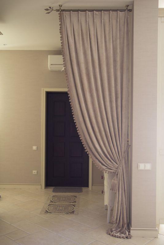 My bathroom archway