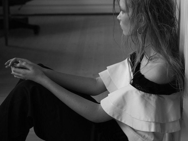 REVS MAGAZINE - THE SUN  by Daniela Gyllensten    Editorial featuring Agnes and Lärke @Le Management shot by Daniela Gyllensten and styled by Jahwanna Berglund,  with Makeup & Hair by Jessica De La Torre using Viseart Paris.