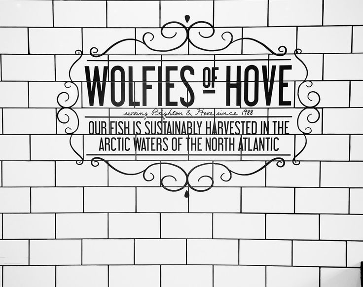 Wolfies of Hove #website #theme #buttons