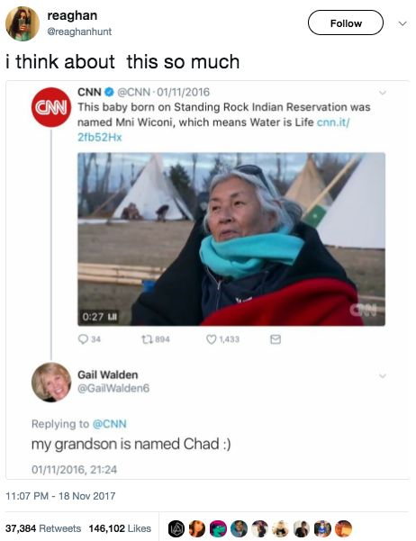 """""""My grandfather passed and my grandma said, 'He's got a lot of nerve pulling some shit like this today.'"""""""