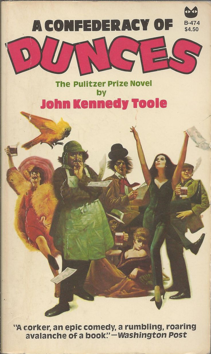 20 best premios pulitzer images on pinterest door prizes confederacy of dunces john kennedy toole fandeluxe Choice Image