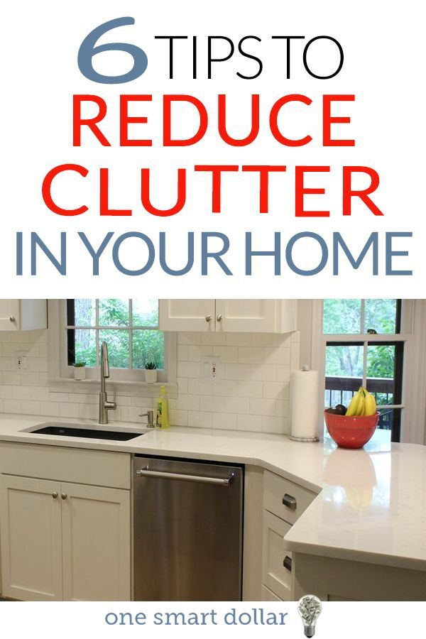 Simple Tips to Reduce Clutter in Your Home