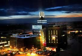 The U-Tower or Dortmunder U is a former brewery building in Dortmund, now a centre for the arts and creativity