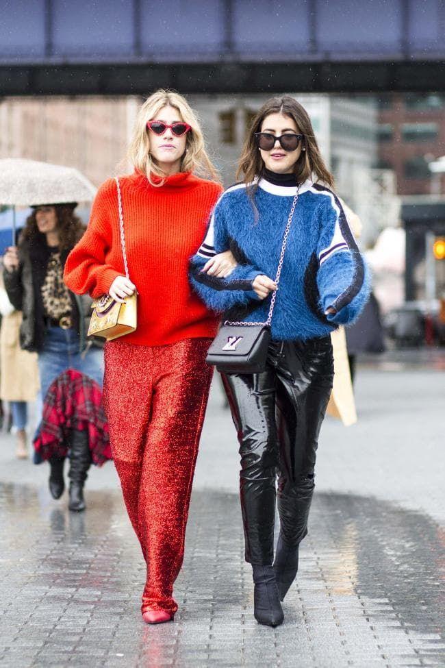 Street Style New York Fashion Week Fashion Week Fashion New