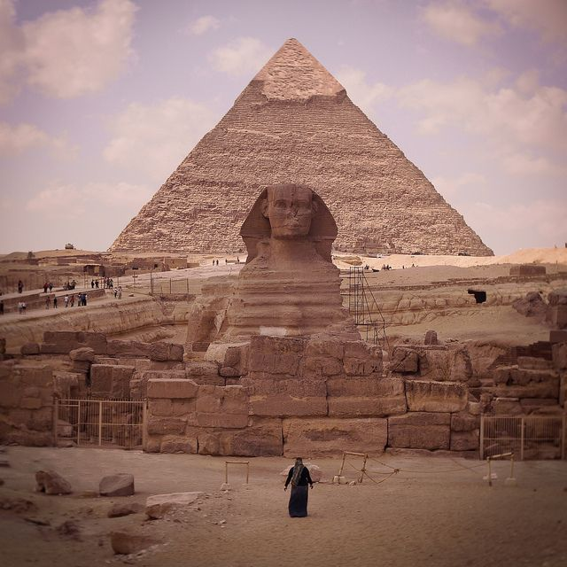 Ever since my childhood I have been fascinated with all things relating to Ancient Egypt.