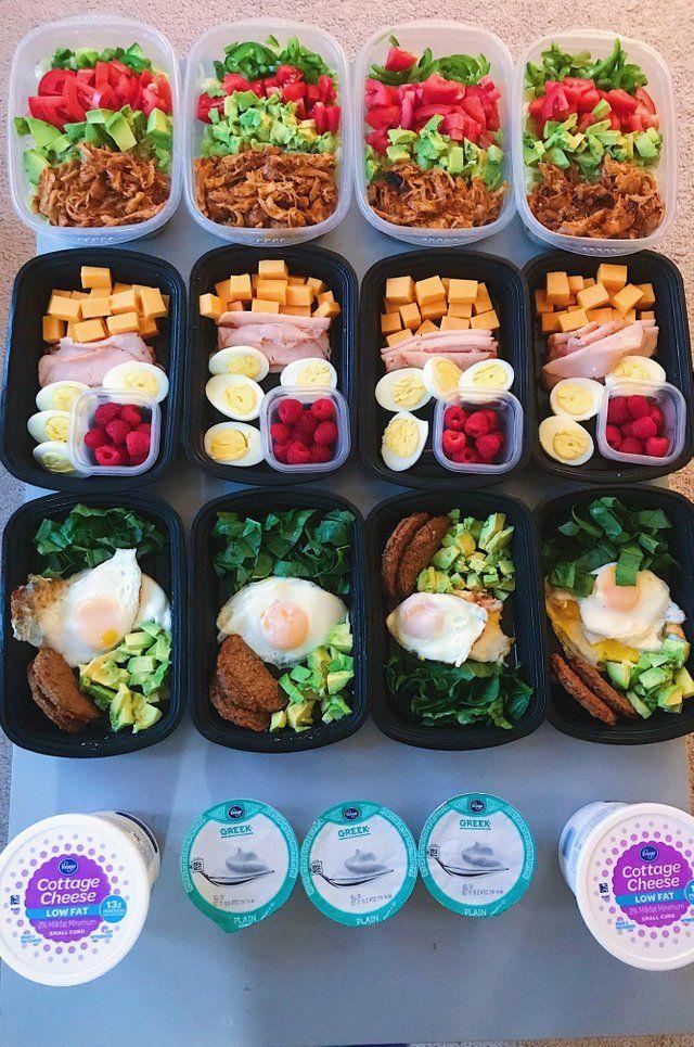 Keto Based Meal Prep MealPrepSunday Ketogenic diet
