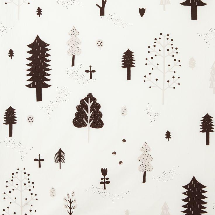 Donna Wilson tree fabric