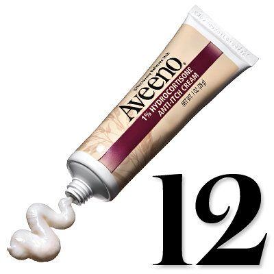 Aveeno hydrocortisone anti-itch cream
