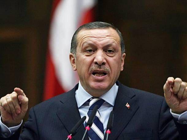 ειδησεις: Αχίλλειος πτέρνα της Τουρκίας ο φασίστας Ερντογάν.