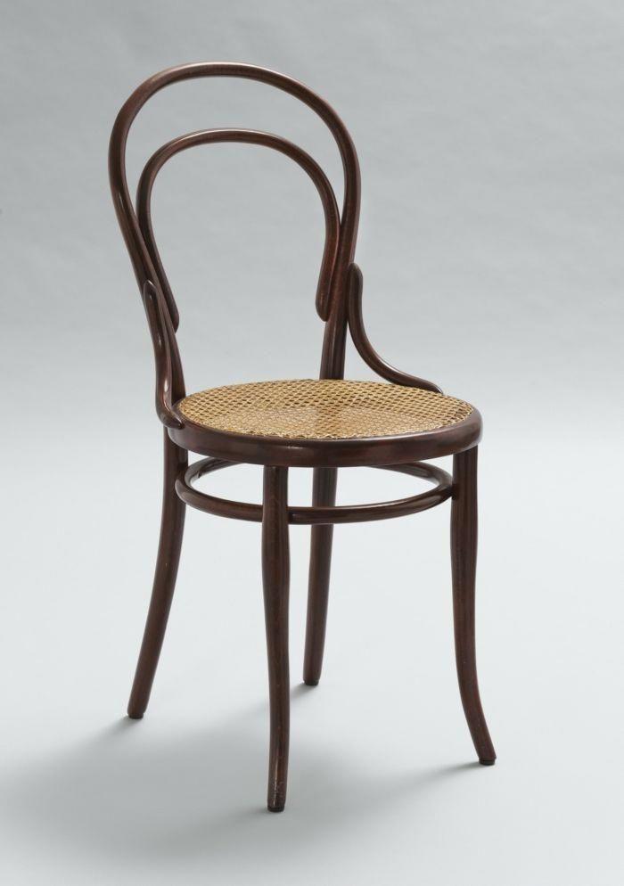 Chaise Thonet 14 En Cannage Classicchairs Thonet Chair Metal Chairs Art Chair