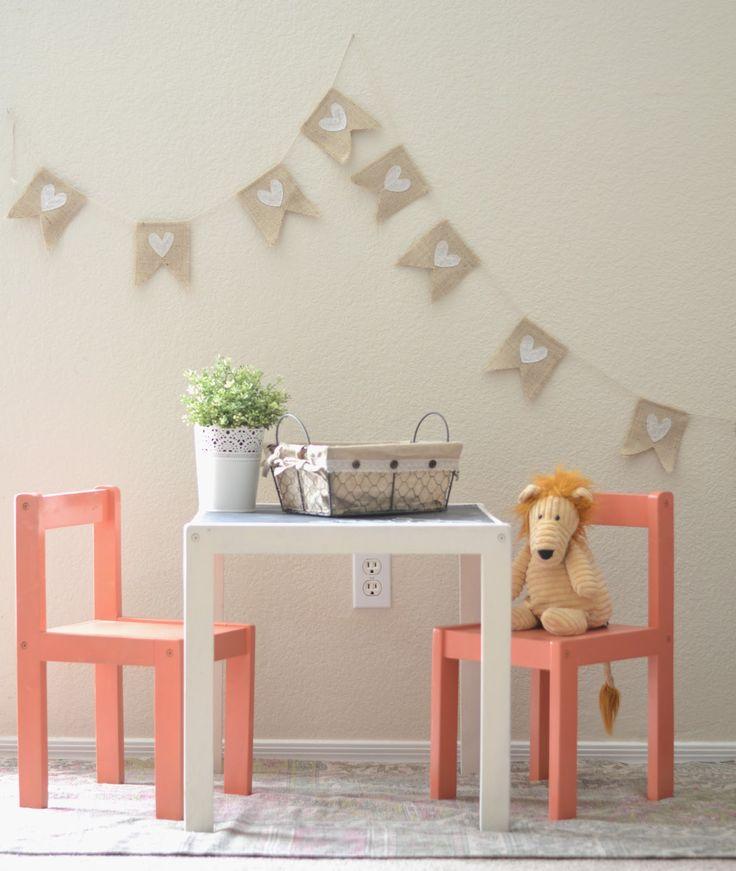 Ikea Hack: Childrens Table. | Paddington Way.