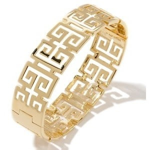 9 best greek key gold jewelry images on pinterest jewerly gold love the greek key styles aloadofball Images