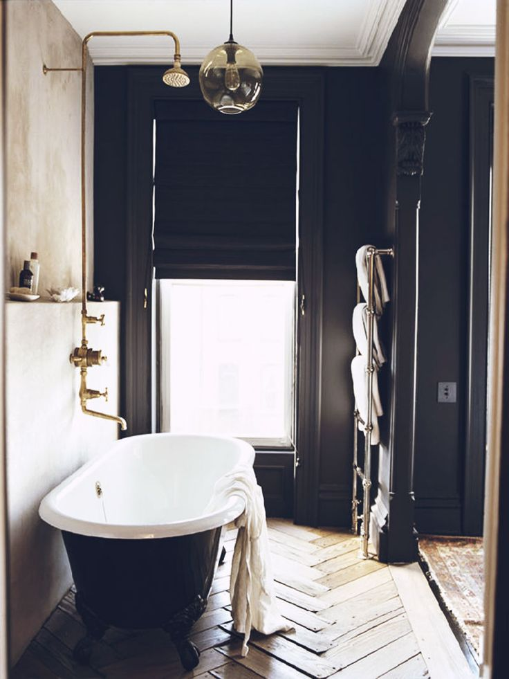Jenna Lyons' Brooklyn Brownstone :: This is Glamorous