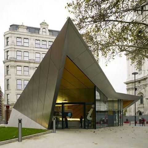 kiosk info make-architects