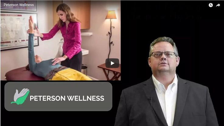 Dr. Jeff Norman speaks about services offered at Peterson Wellness, a chiropractic clinic in Logan, Utah.