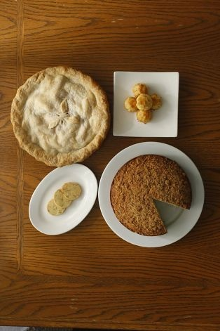 Frozen dough can be used to make-ahead anything from coffee cake to ...