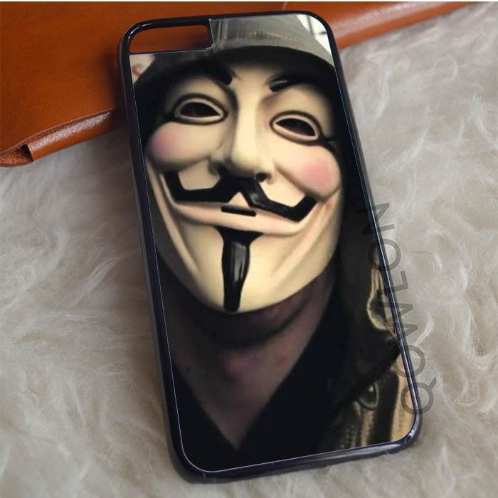 Anonymous Toulouse Nicky Romero iPhone 6 | 6S Case
