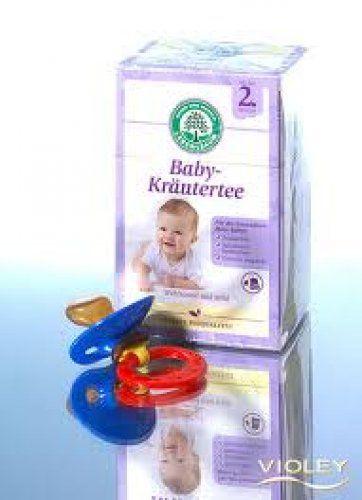 Ceai pt. bebelusi, cu fenicul, anason si musetel, fara zahar