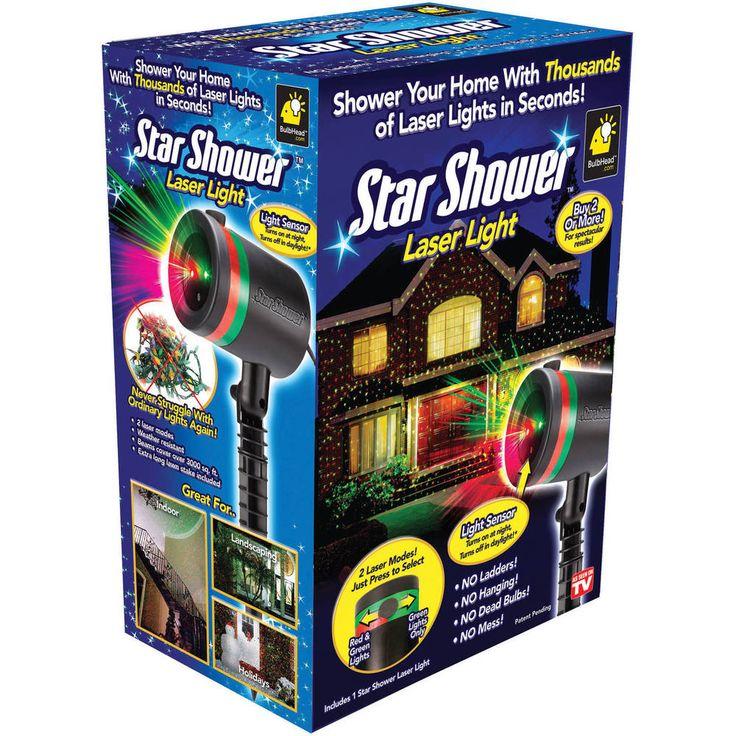 Star Shower Laser Light Show DJs Rave Baby Nursery Deck party home crib hacienda in Home & Garden, Lamps, Lighting & Ceiling Fans, Night Lights   eBay