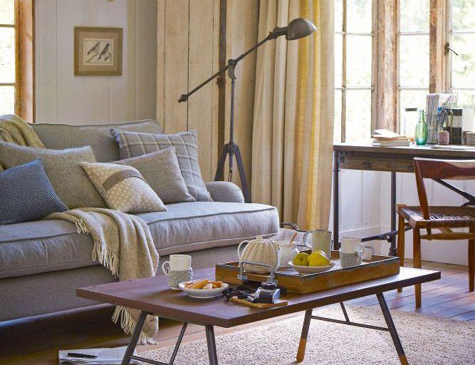 Die besten 25+ Lounge curtains Ideen auf Pinterest Wohnzimmer - traum wohnzimmer rustikal