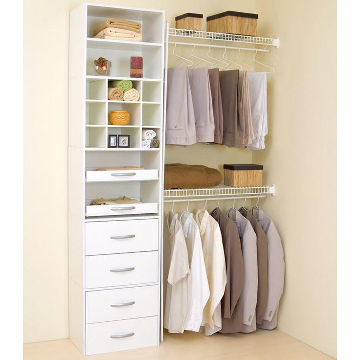 17 mejores ideas sobre closet barato en pinterest closet - Armarios muy baratos ...