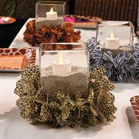 Safari Chic Party Decorating Ideas | Fun Ideas by Oriental Trading