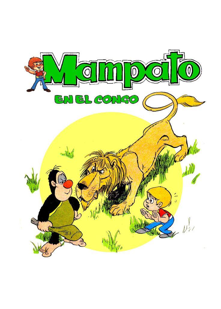 Los comics de Machete: Mampato