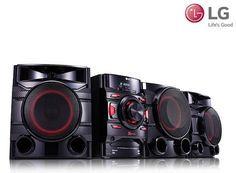 LG La Bestia, equipos de sonido con funciones DJ y Karaoke