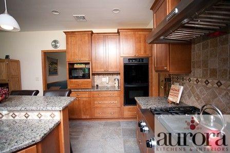 17 best images about kitchen design portfolio by aurora kitchens interiors on pinterest oak Kitchen design and remodeling aurora