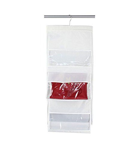 niceEshop(TM) Houseware Crystal Storage Collection Hanging Handbag File Organizer Holder with Hook,White niceEshop http://www.amazon.co.uk/dp/B00HG5VTB6/ref=cm_sw_r_pi_dp_zWWXvb0B989QD