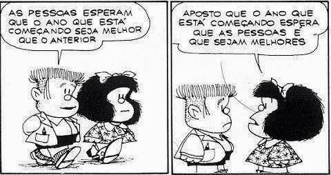 Muito mais que Tirinhas: Mafalda