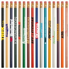 Promotional Products Ideas that work: Jo-bee miser round pencil.  Get yours at www.luscangroup.com