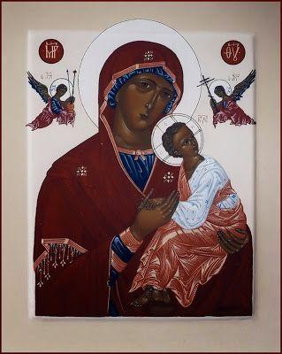 JEZUS en MARIA Groep.: MARIA : MOEDER VAN ALTIJDDURENDE BIJSTAND: