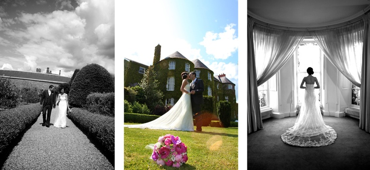 Butler House - Kilkenny Wedding Venues & Best Photo Locations for Your Wedding - NearlyWeds.ie - Photos by Nick O'Keeffe Photography