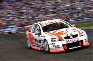 the V8 Supercar Championship is the largest motoring sports event in all of Australia in terms  of attendance and television audience