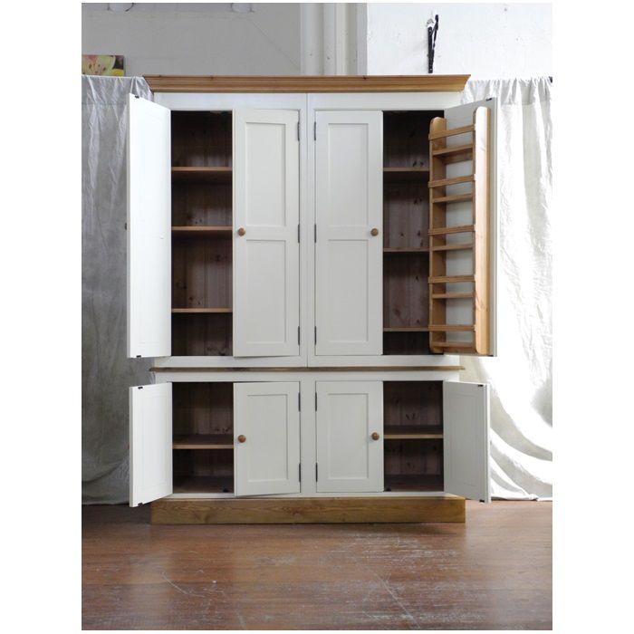 Plank Furniture - Joseph Larder Interior - Half this size but similar style