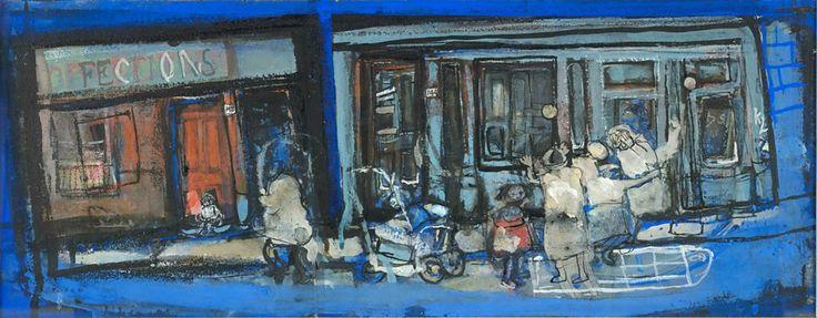 BBC Arts - BBC Arts - How the unflinching art of Joan Eardley ...