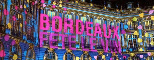 Bordeaux fête le vin. Palais de la Bourse