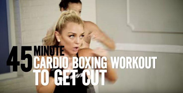 En kombination av konditionsträning, styrka, boxning och kickboxning. Veckans pass kommer få dig att drypa av svett.
