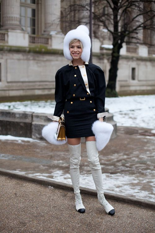 russian street fashion - Google Search
