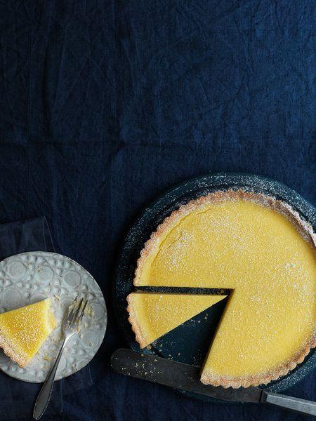 Waitrose Food - Lemon tart
