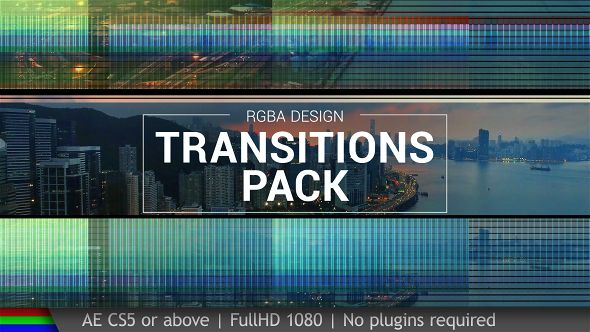 Transitions Pack by rgba_design | VideoHive