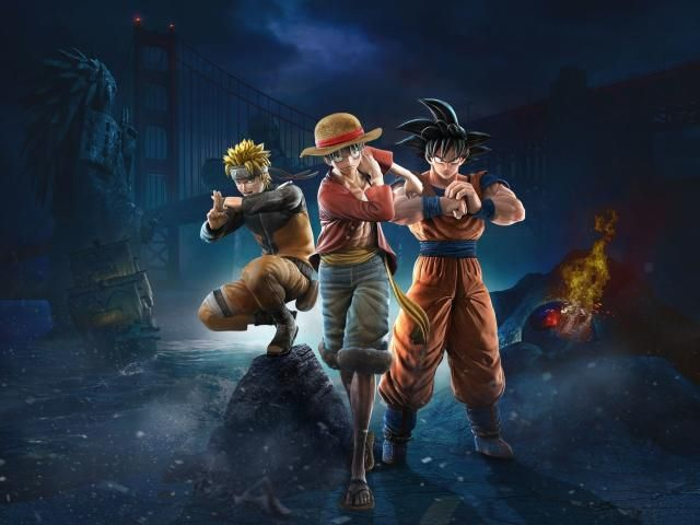 Jump Force 2019 Wallpaper Hd Games 4k Wallpapers Images Photos And Background Anime Fighting Games Naruto Naruto Wallpaper