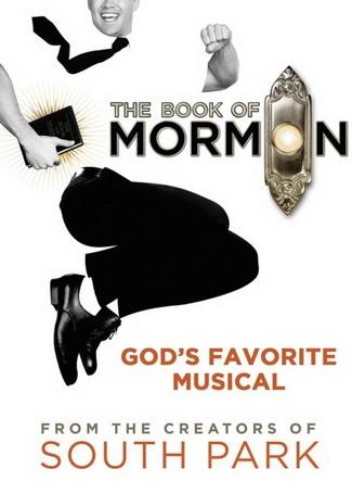 Book of Mormon. Trey Parker, Matt Stone, Robert Lopez (London West End 2013)
