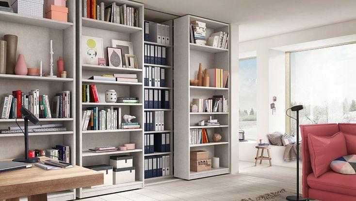 Интерьерная система Rima #6 Raumplus, салон немецкой мебели