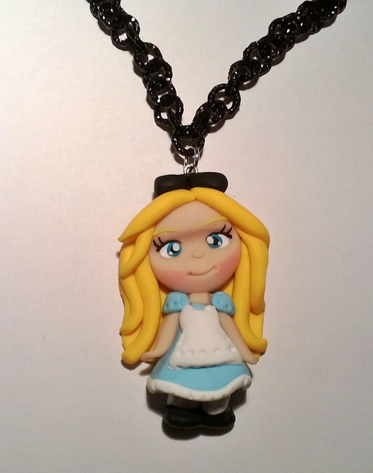 COLLANA ALICE , by Fimoloop, 12,00 € su misshobby.com
