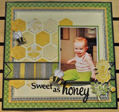 would work with the new Pemberly paper!!!!: Scrapbook Ideas, Layout Ideas, Scrapbook Cards, Cards Scrapbook, Scrapbooking Cardmaking, Scrapbook Layout, Scrapbook Sketch, Scrapbook Girls, Honey Bees