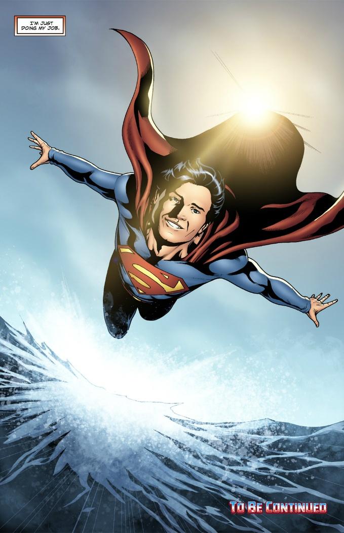 Smallville Comic Guardian